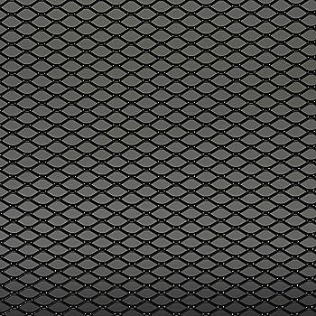 Schwarz Simoni Racing GSA//7N Extra Schmale Mesh Aluminium Gr/ö/ße 125 X 20 Cm