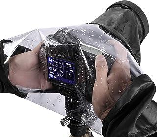 Neewer Pro Camera Rain Cover Shield Coat Protector Sleeve Dust-proof Waterproof Nylon Rainwear for Large Canon, Nikon, Son...