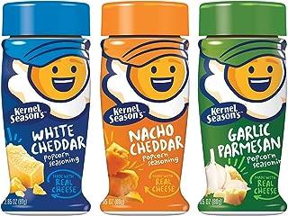 Kernel Season's Cheesy Seasoning Variety Pack, Combo Pack