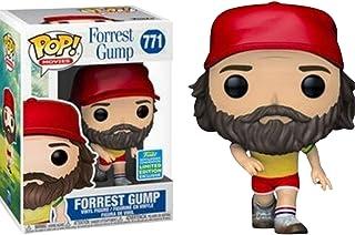 Forrest Gump 771 Funko Pop! Movies Tom Hanks Sdcc 2019 Exclusive Colecione Express