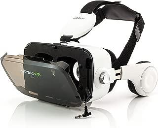 SYYSYY Helm 3D-VR-Brille Virtual Reality Headset-Objektiv f/ür Android Smartphone Goggles Gaming VR Headset Brille Unisex