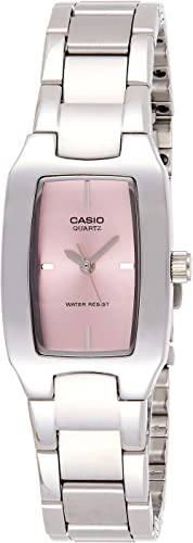 Casio Enticer Analog Pink Dial Women's Watch - LTP-1165A-4CDF (SH20)