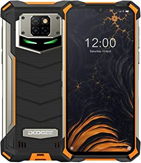 SHIHUI Cellphone S88 Pro Rugged Phone, 6GB+128GB, IP68/IP69K Waterproof Dustproof Shockproof, MIL-STD-810G, 10000mAh Battery, Triple Back Cameras Fingerprint Identification, 6.3 inch Android 10.0 MTK6