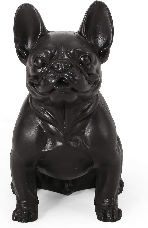 専門店 Christopher Knight Home Tamara オンライン限定商品 Outdoor Sta French Garden Bulldog