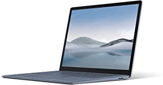 Microsoft Surface Laptop 4 Super Thin 13.5 Inch Touchscreen Laptop Blue Intel 11th Gen Quad Core i7, 16 GB RAM, 512 GB SS...