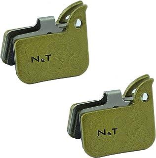 Noah And Theo NT-BP014//SM Pastillas de freno semi met/álicas para Tektro Novela y MD-M311 Tambi/én compatible con modelos IOX.11