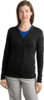 Port Authority Women's Modern Stretch Cotton Cardigan