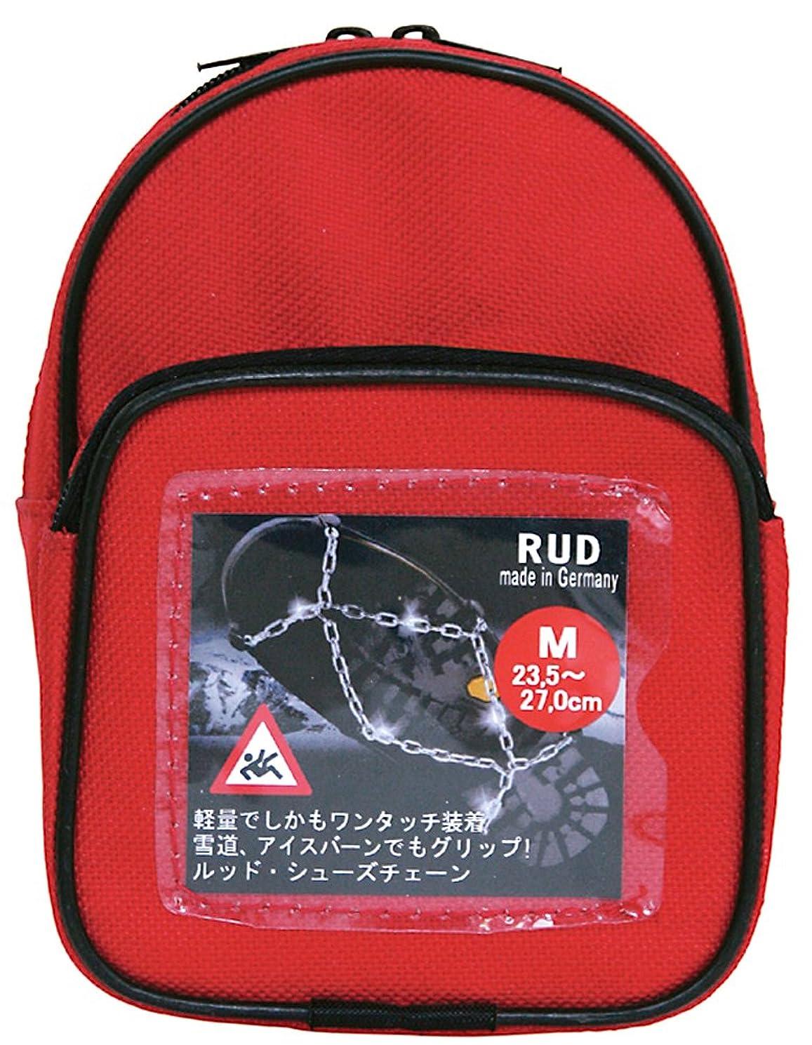 ではごきげんよう圧縮保証RUD(ルッド) チェーンアイゼン(サイズM)