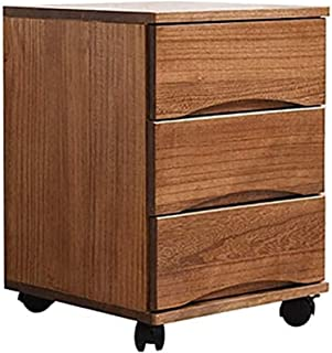 Armoire de rangement de bureau, armoire de classement à domicile, armoire de classement, tiroirs de rangement en bois, meu...