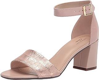 Clarks Women's Jocelynne Cam Heeled Sandal