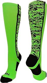 TCK Sports Elite Digital Camo Over The Calf Performance Socks