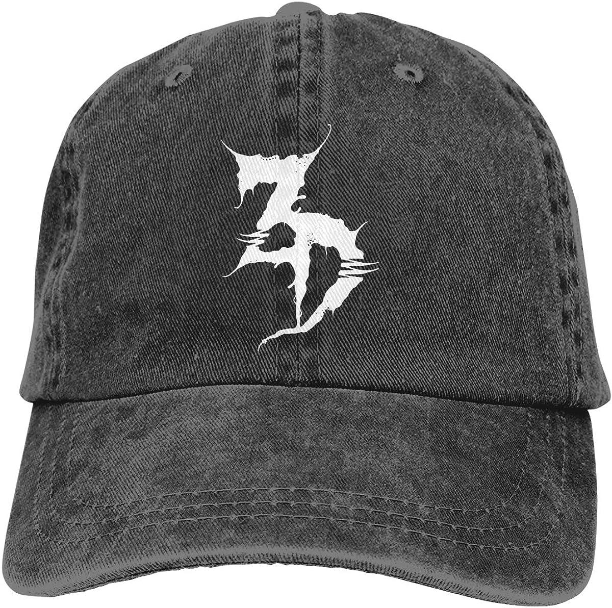 GingerDHallberg Zeds Dead Hats Washed Adjustable Cowboy Max 70% OFF Deni Omaha Mall Hat
