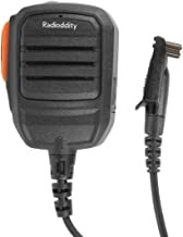 Radioddity Waterproof Remote Speaker Mic for Radioddity GD-55 Plus DMR Digital Mobile Radio Two-Way Radio Walkie Talkie Transceiver