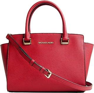 7a0f4db135ed Amazon.com: Michael Kors - Satchels / Handbags & Wallets: Clothing ...