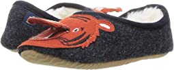 Slip-On Mule w/ Applique Design (Toddler/Little Kid/Big Kid)