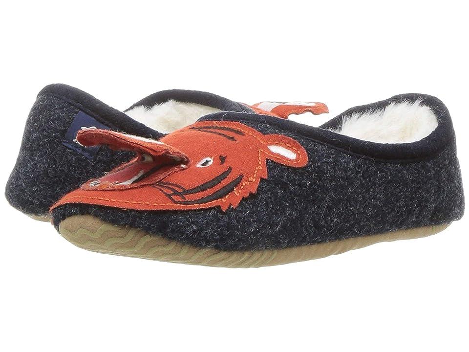 Joules Kids Slip-On Mule w/ Applique Design (Toddler/Little Kid/Big Kid) (Tiger) Boys Shoes