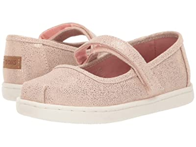 TOMS Kids Mary Jane (Infant/Toddler/Little Kid) Girls Shoes