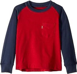 Color Blocked Raglan Shirt (Toddler)