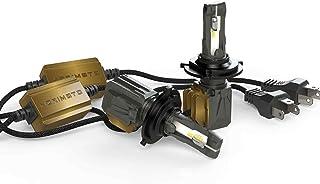 H4 / 9003 Morimoto 2Stroke 3.0 LED Headlight / Fog Light Bulbs with DRL Drivers, Plug and Play H4 Connector, Osram LED 550...
