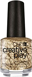 CND Creative Play Lacquer - Let's Go Antiquing - 0.46oz / 13.6ml