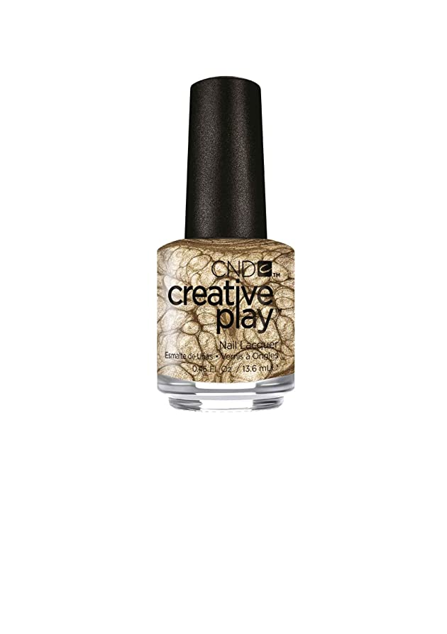 スタイル影響する真似るCND Creative Play Lacquer - Let's Go Antiquing - 0.46oz / 13.6ml