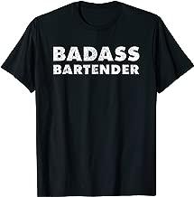 Funny Bartending Shirt Beer Cocktail Bartender Gift Tshirts