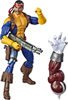 """Marvel Hasbro Legends Series 6"""" Collectible Action Figure Forge Toy (X-Men Collection) – with Caliban Build-A-Figure Part"""