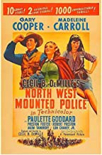 north west mounted police dvd