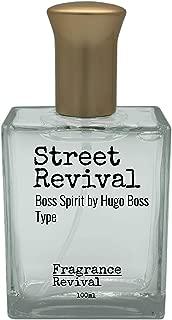 Street Revival, Boss Spirit by Hugo Boss Type
