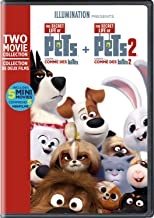 The Secret Life of Pets: 2-Movie Collection (Bilingual)