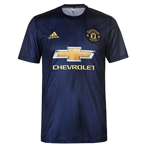 d946879ac adidas 2018-2019 Man Utd Third Football Shirt