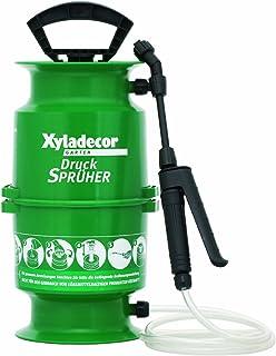 Xyladecor Garten Drucksprüher für Sprühlasur und Holzöl / 1m² in weniger als