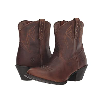 Ariat Dakota (Sassy Brown) Cowboy Boots