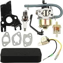 Harbot Carburetor for Honda GX120 GX160 GX168 GX200 168F 5.5-6.5HP 163cc 196cc Engine EB2200X EB2500X EM1600X Generator