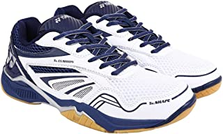 Yonex Court Ace Light 2 Unisex Badminton Shoes | Ideal for Badminton,Squash,Table Tennis,Volleyball | Non-marking sole | TRU Cushion | TRU Shape