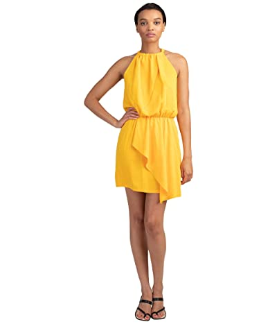 Trina Turk Kazan Dress (Marigold) Women