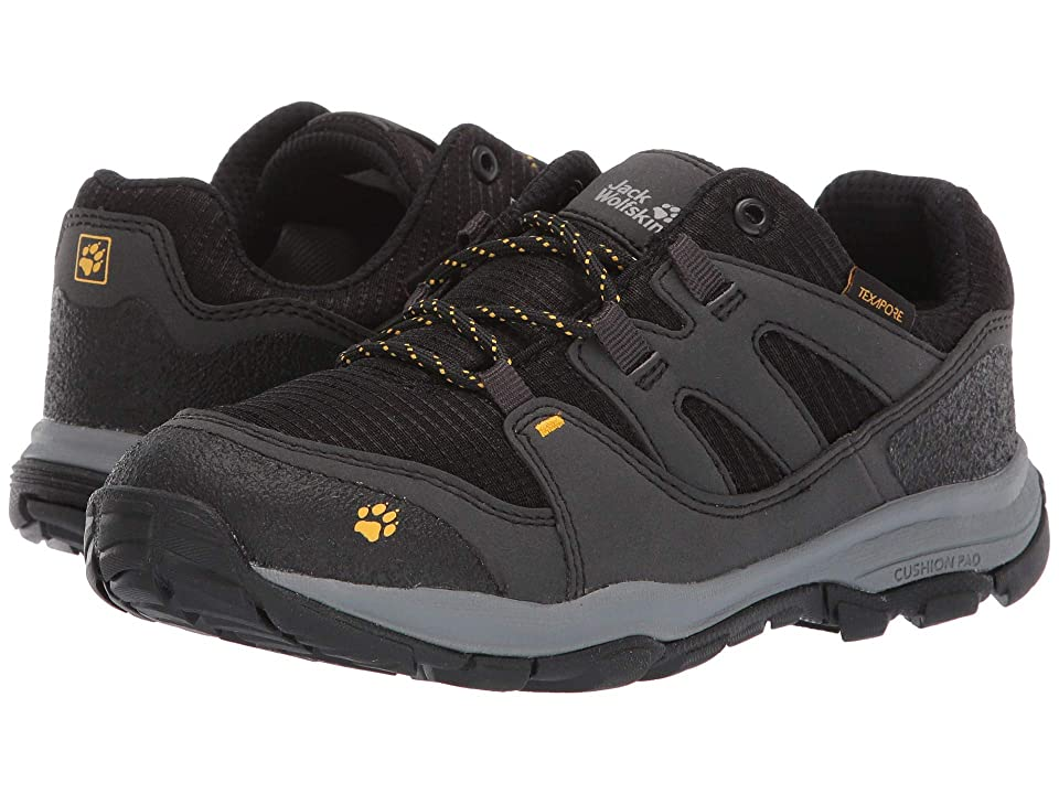 Jack Wolfskin Kids Mountain Attack 3 Texapore Low (Toddler/Little Kid/Big Kid) (Burly Yellow XT) Boys Shoes