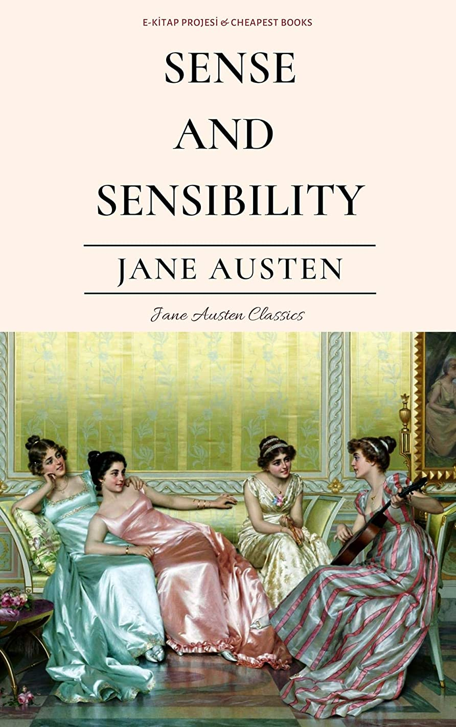 プレビュー飼料部Sense and Sensibility (English Edition)