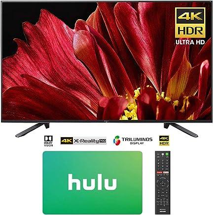 "$3296 Get Sony XBR-65Z9F 65"" 4K Ultra HD Smart BRAVIA LED TV (2018 Model) w/ $50 Hulu Plus Gift Card"