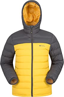 Mountain Warehouse Season Men's Jacket - Water Resistant Rain Coat