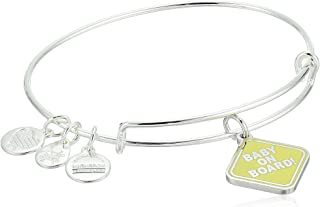 Alex and Ani Womens Baby on Board Bangle