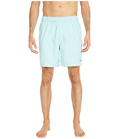 The North Face Class V 7 Pull-On Trunks (Coastal Green) Men