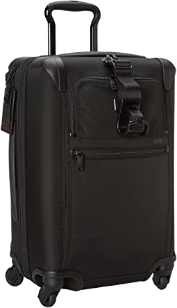 Tumi Alpha 2 - International Expandable 4 Wheeled Carry-On