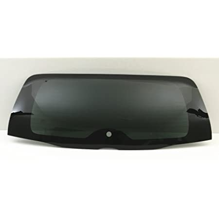 NAGD Compatible with 2000-2006 Toyota Tundra Pickup Sliding Back Window Rear Slider Glass OEM Style