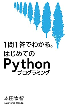 First Python Programming Workbook (Japanese Edition)
