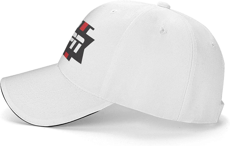 ESPN Hat Unisex Baseball Cap Trucker Cap Adjustable Outdoor Running Sport Snapback Hat