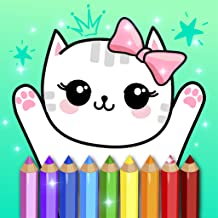 Cover art Coloring Pages Kids Games with Animation Effects