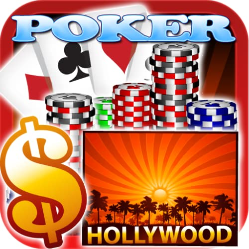 Hollywood Test Poker Free Celebrity Lucky Deal Free Poker for Kindle Fire HD Poker Offline Texas Challenge Best Poker Games Card Games No Wifi or Internet Play Poker Free for Kindle Best Poker Games