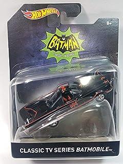 باتمان المسلسل التلفزيوني الكلاسيكي 2015 من هوت ويلز - سيارة دي كاست مقاس 1/50