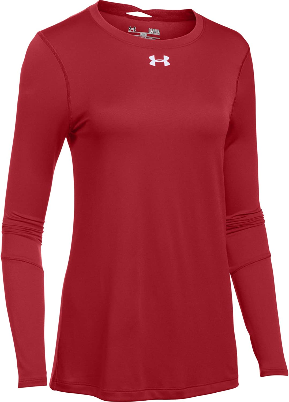 Under Armour Women's Austin Mall UA Sleeve National products Long Locker T-Shirt